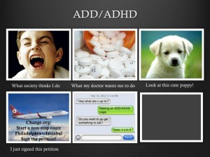 What I Do ADD ADHD Meme