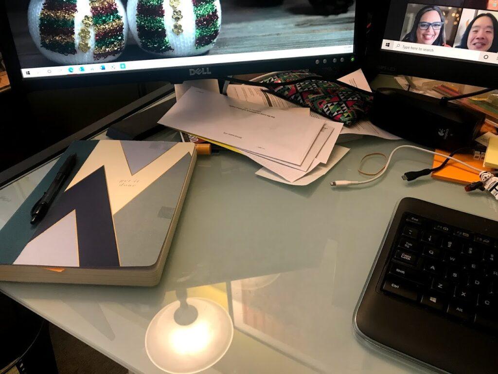 organized ADHD clutter